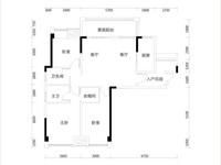 出售岭秀高地3室2厅2卫116.41平米45万住宅