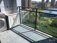 米兰阳光新修电梯房大两室送入户花园带阳台 清爽风格 居家投资两全其美 拎包入住