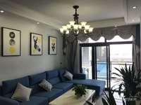万达广场旁,全新装修标准两居室,送大阳台,可按揭