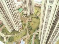 坐拥商圈经典三室好户型万达华城清水房业主诚心出售