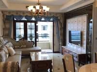 万达广场旁御景水岸大阳台标准三室豪装业主急售