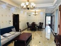 圣托里尼电梯洋房带大阳台亏本急售 三室两厅两卫新装修家具家电全齐 拎包入住