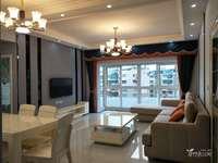 人民广场 豪华装修 可以按揭 送家具家电 拎包入住 随时看房