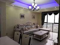 红河小学旁江鸿枫侨郡二期精装全新小三室住房出售!