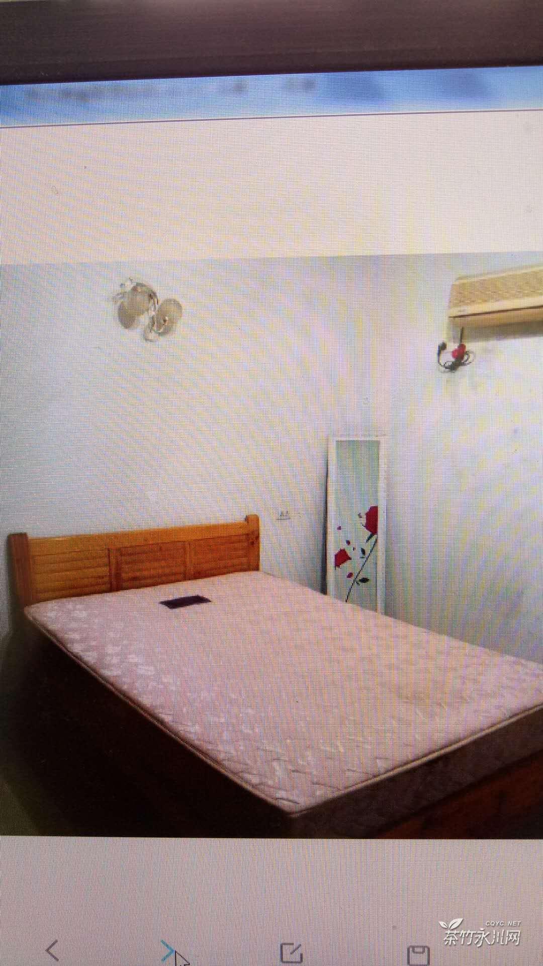 人民广场旁!三室两厅两卫!1200元低价出租!