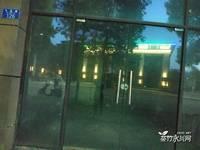 置城荣华府旁临街门面和顺人家45平米52万商铺,此图片是晚上照的有点黑