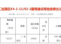 万科豪掷超5亿正式进军永川 ! 取得旺龙湖区域两优质地块!