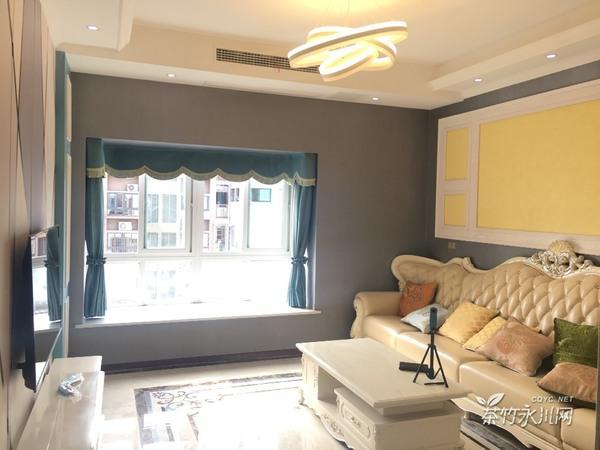带私家露台,万达旁,康安商都全新精装4房,楼中楼赠送超大