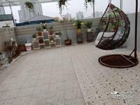带楼顶花园跃层至尊华庭5室2厅3卫203平米83.8万住宅