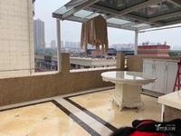 带50平露台,万达商圈房,电梯房,住家精装2房,买一层送一层