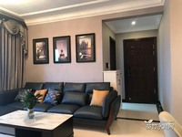 兴龙湖旁恒大翡翠华庭二期 精装三房 现代轻奢一流小区 名牌家电