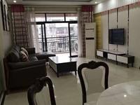 新区人民广场旁成熟小区馨城国际全新住家精装三室无营业税出售