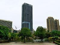 永川协信中心33楼层整层对外出租