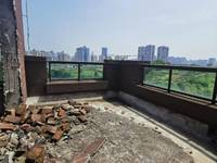 永川 协信世外桃源4室2厅2卫134.45平米端头跃层诚意出售 超大露台阳台