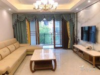 万达旁中式豪华洋房 真皮沙发实木家具 全一线品牌家电 享受高品质生活